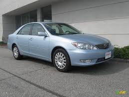 2006 Sky Blue Pearl Toyota Camry XLE #18507559 | GTCarLot.com ...