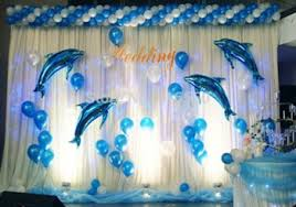 background decoration for birthday party at home home decor ideas