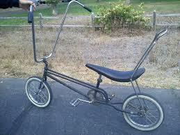 schwinn banana seat bike for sale old school chopper ape hangars