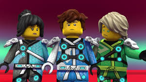 Watch LEGO Ninjago S2E12