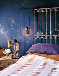 cool bedroom wall designs. Cool Bedroom Paint Designs Blue Night Theme.. It Would Also Be To Do Wall L