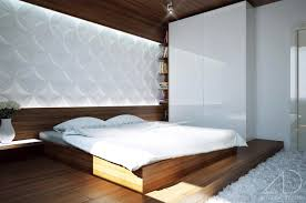 Modern Bedroom Walls Remarkable Modern Bedroom Designs For Small Spaces Nashuahistory