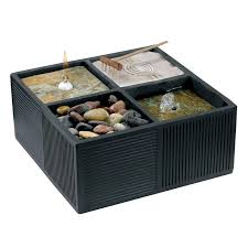 zen garden furniture. Tranquila AllinOne Zen Garden Furniture T