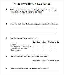 presentation survey examples survey questions to ask after a presentation sample presentation