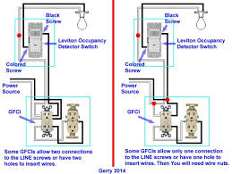 electrical wiring reassurance diagram electrical diy electrical wiring reassurance diagram garage gfci light jpg