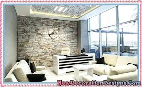 living room wall decoration ideas and faux stone panels new in idea stone wall panels stone