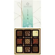 セゾン ド セツコ「ショコラの調べ(冬)」登場中 | チョコレートをはじめとした洋菓子・スイーツのメリーチョコレート