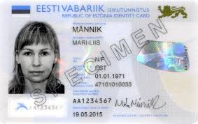 From Being 2011 Issued Id-card