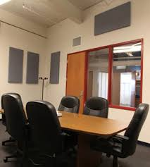 home solutions noise reduction in office spaces reception area conference room acoustic solutions office acoustics