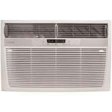 frigidaire ac 25 000 btu heat cool wall ac