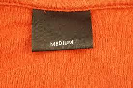 Medium L Size Shirt 2 Stock Image Image Of Measured 554163