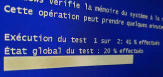 tester la mémoire ram sur windows 11