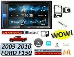 2009-2010 FORD F150 w/ 6 BUTTON PANEL <b>BLUETOOTH USB</b> ...