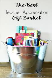 show your teacher how much you value them with the best teacher appreciation gift basket