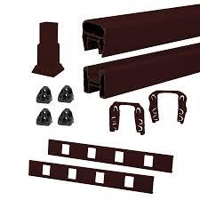 lowes composite deck railing kits. trex deck railing kit lowes composite kits l