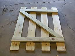 Fine Wood Fence Gate Plans Building A Small For Intended Inspiration