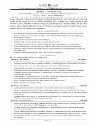 Logistic Manager Resume Sample Resume Format For Logistics Manager Elegant Download Warehouse 17