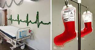 25 hospital christmas decorations that