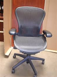 hermin miller chairs. Used Herman Miller Aeron Chairs Hermin L