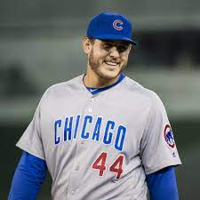 Chicago Cubs' Anthony Rizzo Is Married ...