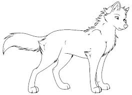 Small Picture Printable Wolves Coloring Pages Coloring Me