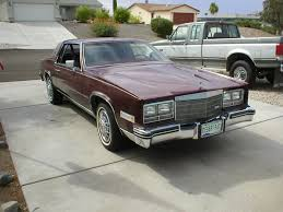 1984 Cadillac Eldorado - Information and photos - MOMENTcar