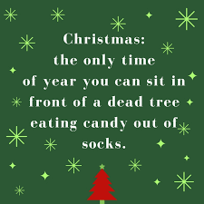 The real 12 days of christmas. Funny Christmas Quotes Worth Repeating Southern Living