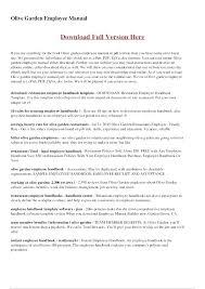 Free Employees Handbook Hr Employee Acknowledgement Manual Template Handbook Free Download