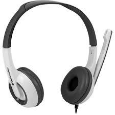 Headset for PC Defender <b>Esprit</b>-<b>055</b> grey, cable 2 m
