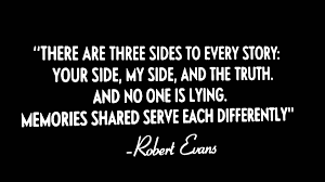 Ahs Quotes Impressive There Are Three Sides To Every Story And I Quote Pinterest
