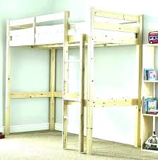 diy loft bed with desk with desk queen loft bed with desk furniture queen bunk bed with desk plans loft diy double loft bed with desk