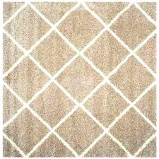 attractive square area rug of home strata caravan medallion multi 10x10 furniture singapore