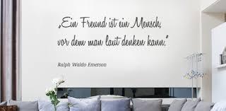 Wandtattoo Zitate über Die Liebe Das Leben Freundschaft Und Mehr