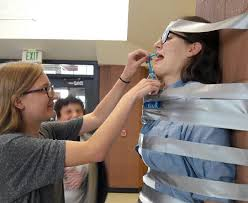 Stuck up: West faculty help raise money for cancer patients – West Word