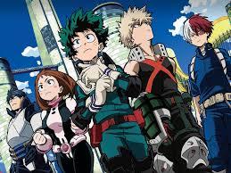 Height Chart My Hero Academia Anime Expo 2019 Premiere My Hero Academia Season 4 Anime