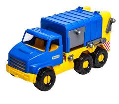 Машинка <b>Тигрес Мусоровоз</b> City Truck, 2813669 — купить в ...