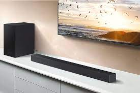 Loa soundbar Samsung HW-T420/XV 2.1ch