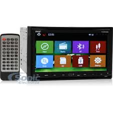 pyle pldnv695b touchscreen bluetooth car stereo w gps product pyle pldnv695b how to install a car stereo