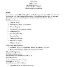 resume objective examples for receptionist format resume objective examples for receptionist resume endearing objective for how to write objectives for resume