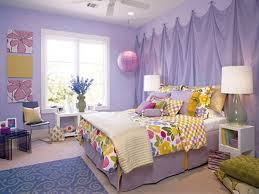 Purple And Blue Bedroom Blue Bedroom Wall With White Three Paint Combined By White Bed And