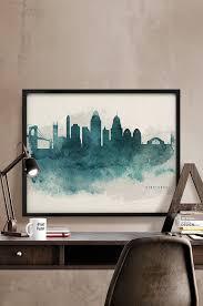 Small Picture 25 ide Cincinnati Skyline terbaik yang akan Anda sukai di