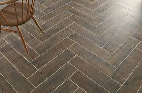 B And Q Kitchen Flooring Nordic Wood Dark Brown Wall And Floor Tile Floor Tiles From Tile
