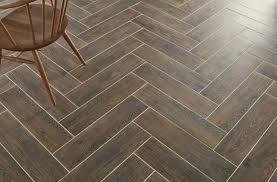 B And Q Kitchen Floor Tiles Nordic Wood Dark Brown Wall And Floor Tile Floor Tiles From Tile
