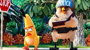 Chuck vs The Police Scene - THE ANGRY BIRDS MOVIE (2016) Movie Clip -  YouTube