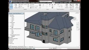Autodesk Revit 2015 House Plan  YouTubeAutodesk Room Design