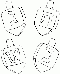 printable hanukkah coloring pages 4z5cb