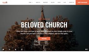 Web Designs For Churches Website Templates By Dorian Hoxha Webflow