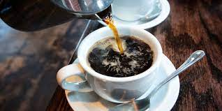 Caffeine present in coffee works by changing the chemistry of the brain. Coffee Or Caffeinated Tea Before Bed Won T Keep You Up At Night