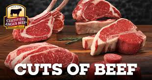 basics of beef cuts certified angus