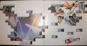 1979 pink floyd the wall vinyl